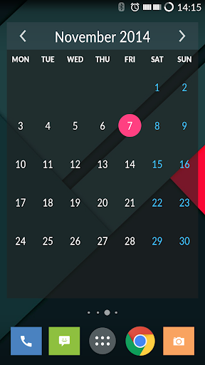 Calendar Widget Month + Agenda - Android Apps on Google Play
