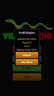 Yılandroid - screenshot thumbnail