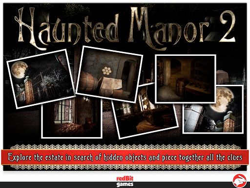 Haunted Manor 2 — Full Version