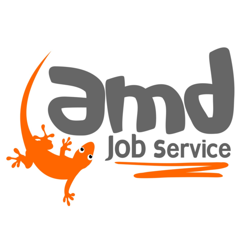 AMD Jobs LOGO-APP點子
