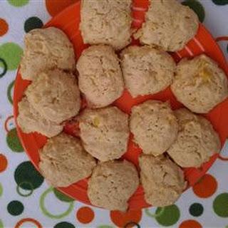 Soft Pineapple Cookies.
