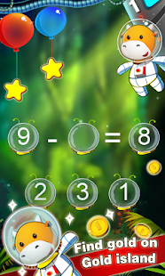 Kids math - educational game- screenshot thumbnail