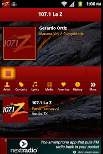 107.1 La Z ¡Puros Trancazos! - screenshot thumbnail