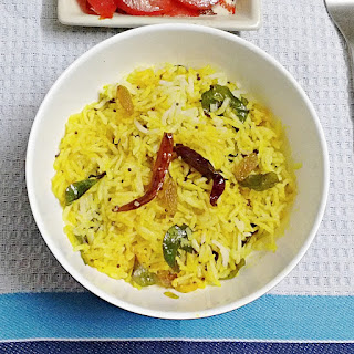 Gooseberry rice recipe (Amla rice)
