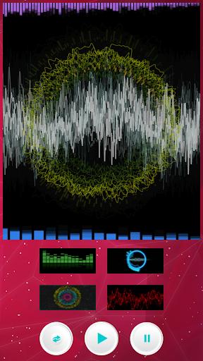 Visualizer Player