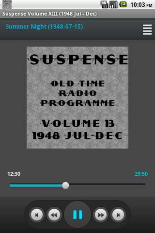 Suspense OTR Vol 13 1948