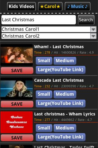 Christmas Carols Songs isMusic - screenshot