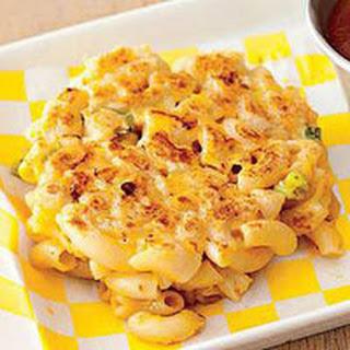 Mac n Cheese Patties.