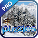 Winter Wonderland Puzzles Pro icon
