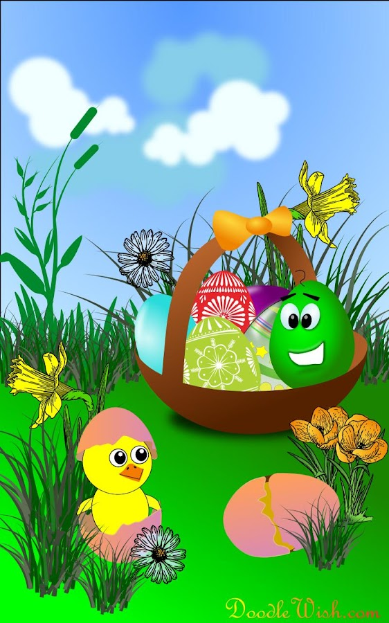 Easter Cards for Doodle Wish Android Apps on Google Play – Easter Cards
