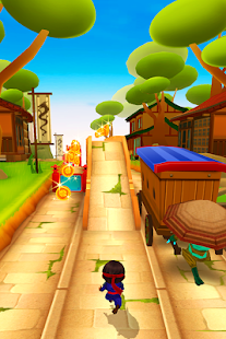 Ninja Kid Run Free - Fun Games - screenshot thumbnail