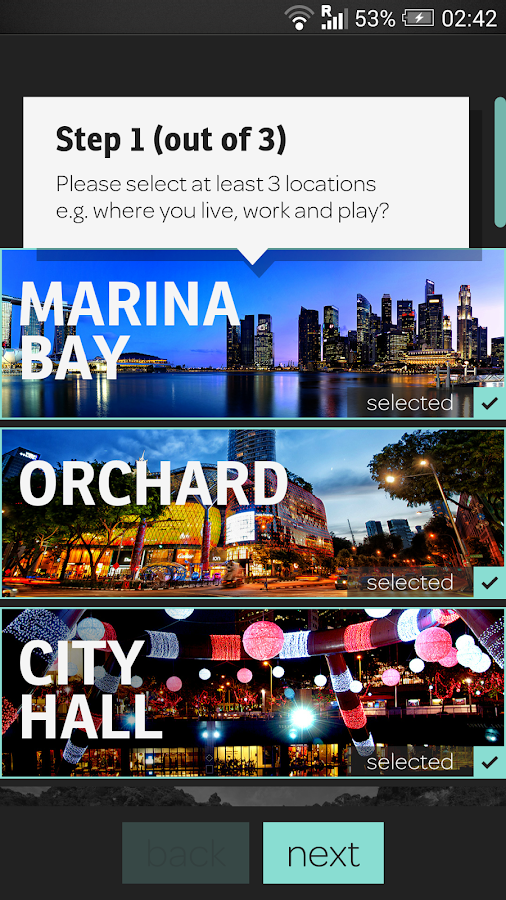 feecha: neighbourhood news app - screenshot