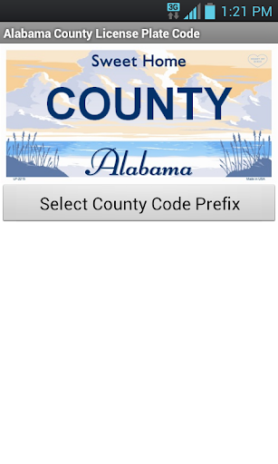Alabama County Number Tool
