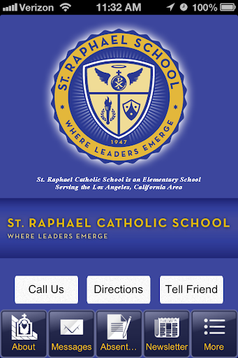 St Raphael Catholic School