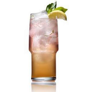 Sparkling Basil Refresher