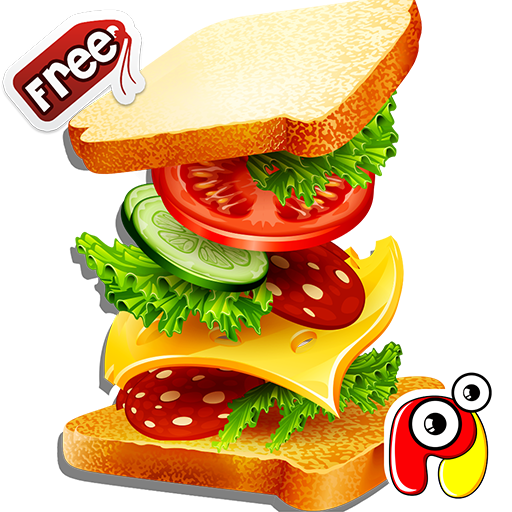 Sandwich Maker – cooking games