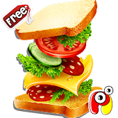 Sandwich Maker – cooking game
