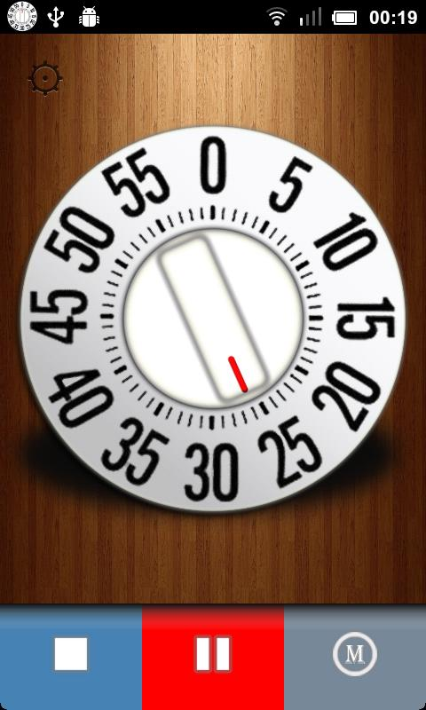 Kitchen Timer Full- screenshot