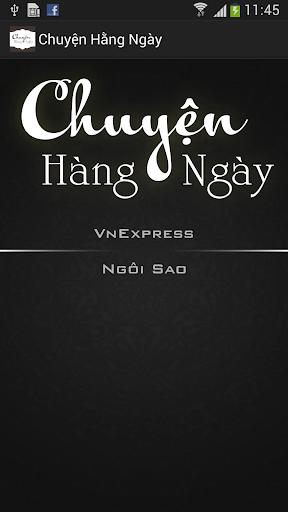 Chuyen Hang Ngay