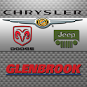 Glenbrook Dodge Chrysler Jeep logo