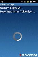 Screenshot of Ceport Logo LBS Raporlama