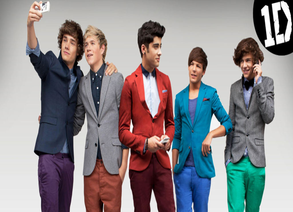 One Direction Wallpapers Free! - screenshot