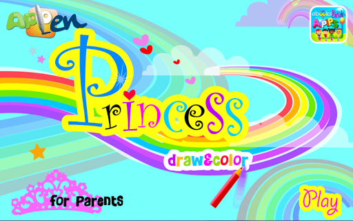 Princess Draw Color Free