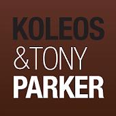 KOLEOS & TONY PARKER-TABLET