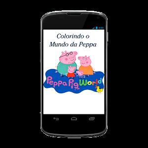 Game Colorindo o Mundo da Peppa APK
