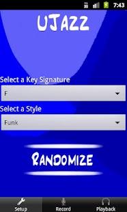uJazz- screenshot thumbnail