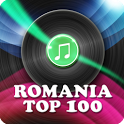 Romania TOP 100 Music Videos icon