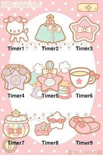 SANRIO CHARACTERS Timer2 - screenshot thumbnail