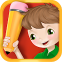Words for Kids - Reading Game! icon