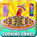 Cooking Mexican Pizza icon
