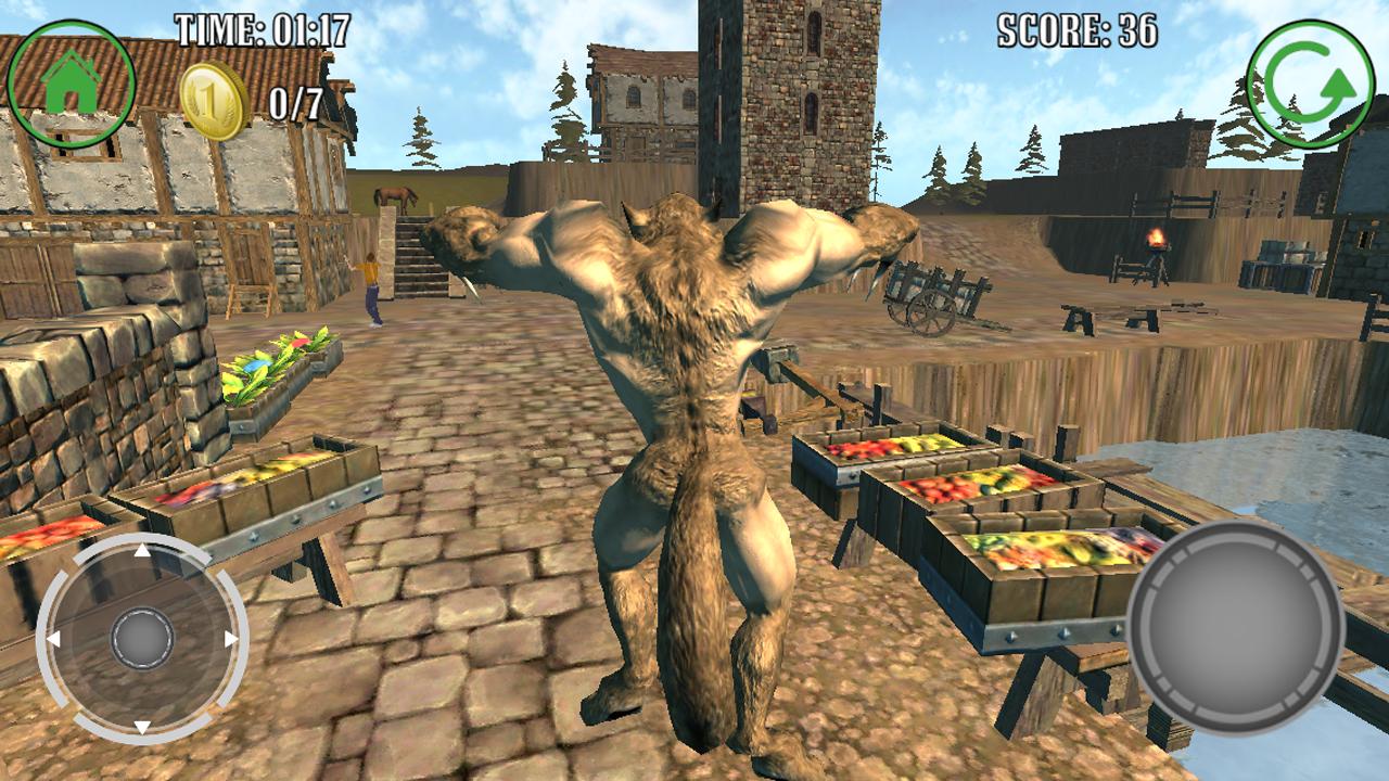 Werewolf Simulator Adventure - Revenue & Download estimates