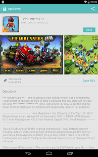AppDeals - screenshot thumbnail