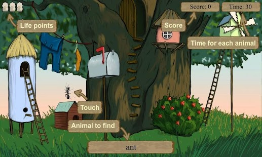 Hidden Animals FREE 2+- screenshot thumbnail