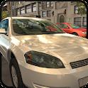 Car Simulator Street Traffic icon