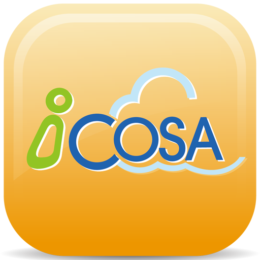 iCOSA LOGO-APP點子