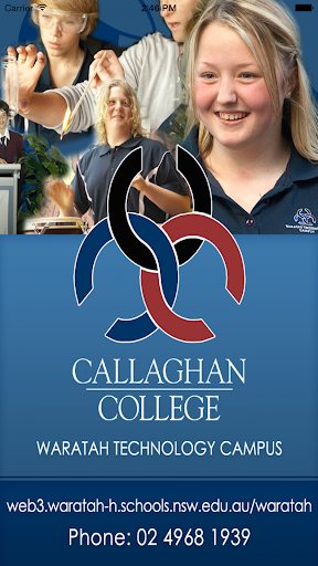 Callaghan College Waratah TC