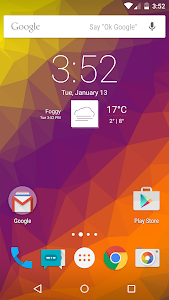 Chronus: Neeras Weather Icons screenshot 0