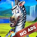 Odd One Out : Zebra Free