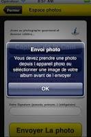 Screenshot of Pizzas Paris