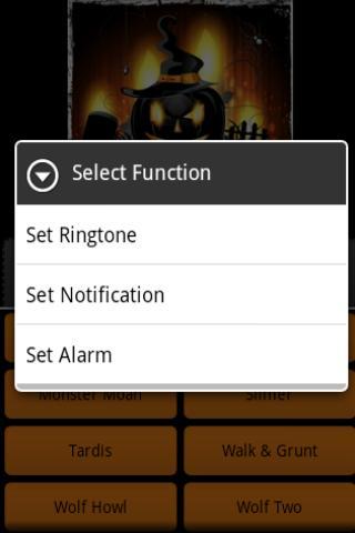 【免費音樂App】Scary Halloween Ringtones-APP點子