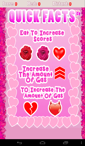 Valentine Hearts Game