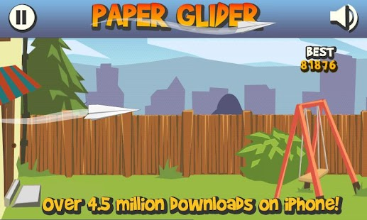 Paper Glider - screenshot thumbnail