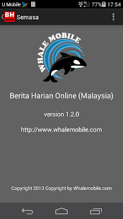 Berita Harian Online-Malaysia - screenshot thumbnail