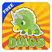 Kids Game : Dinosaurs memory