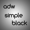 ADWTheme Simple Black logo