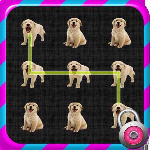 生活のパターン画面ロックのペット LOGO-記事Game